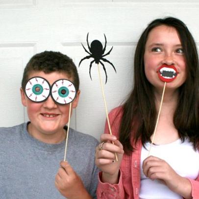 Halloween Photo Props