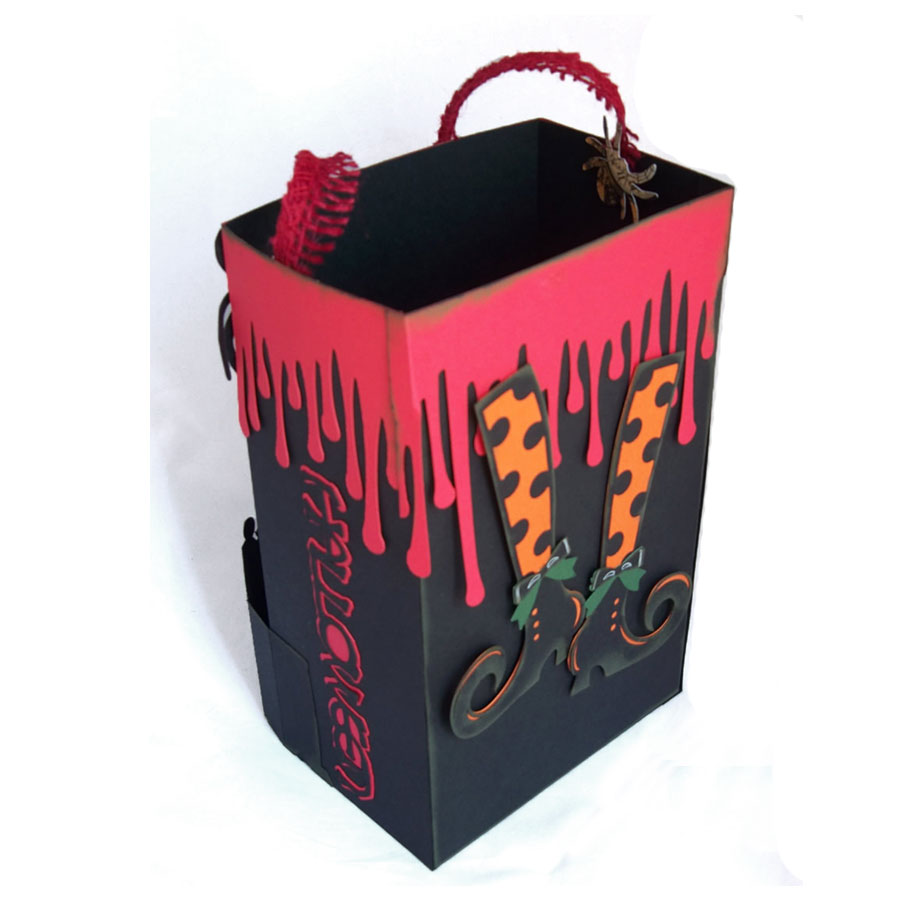 Halloween Wicked Witch Treat Bag