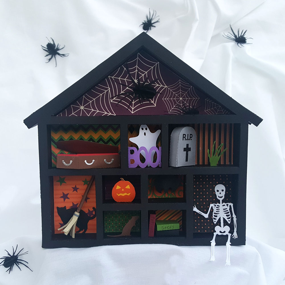 Electronic Halloween Decorations