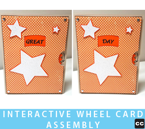 Making the Interactive Wheel Card