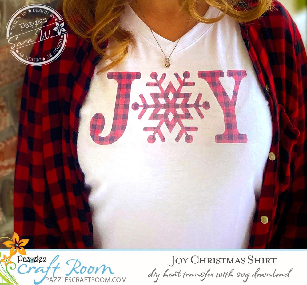 Joy Christmas Shirt