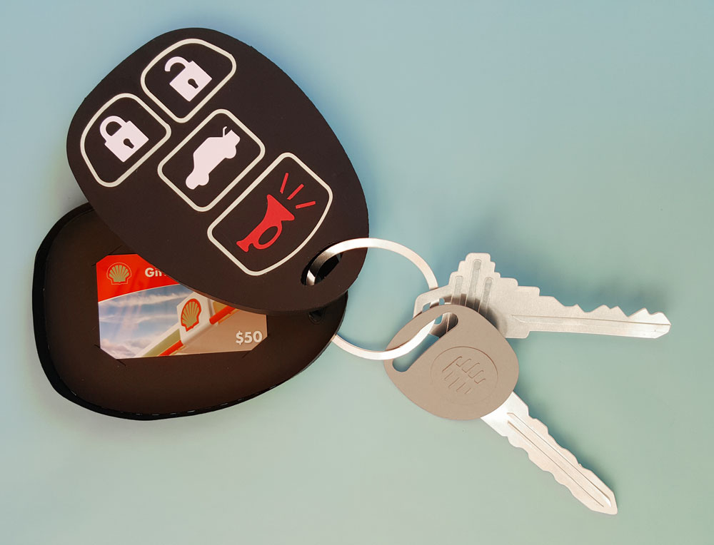 Key Fob New Driver Box