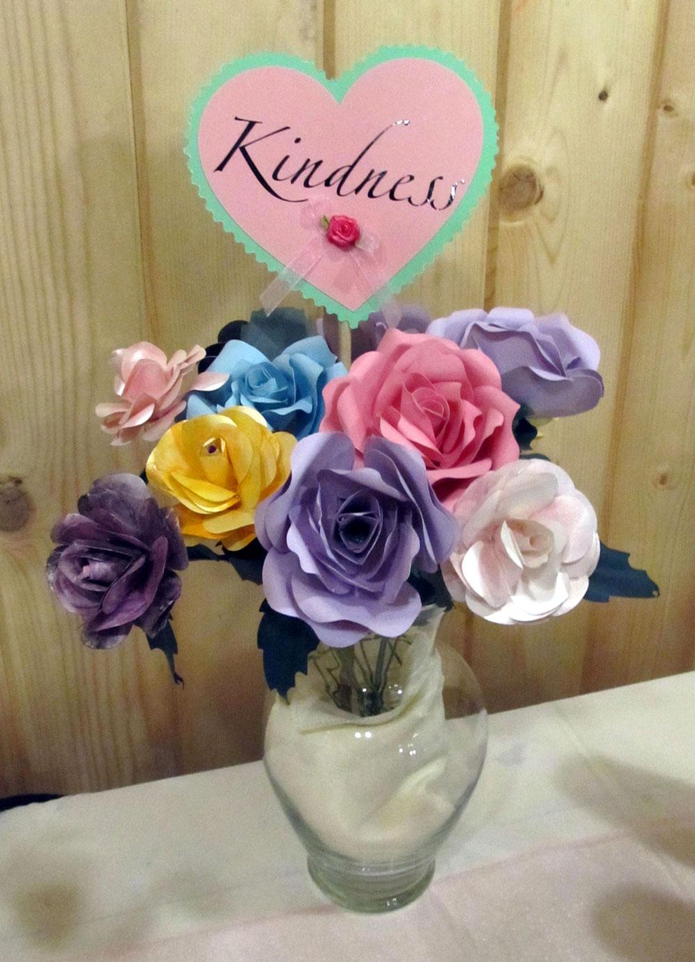 Paper flower bouquets pazzles craft room paper flower bouquet izmirmasajfo