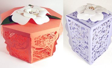 Lacey Gift Boxes