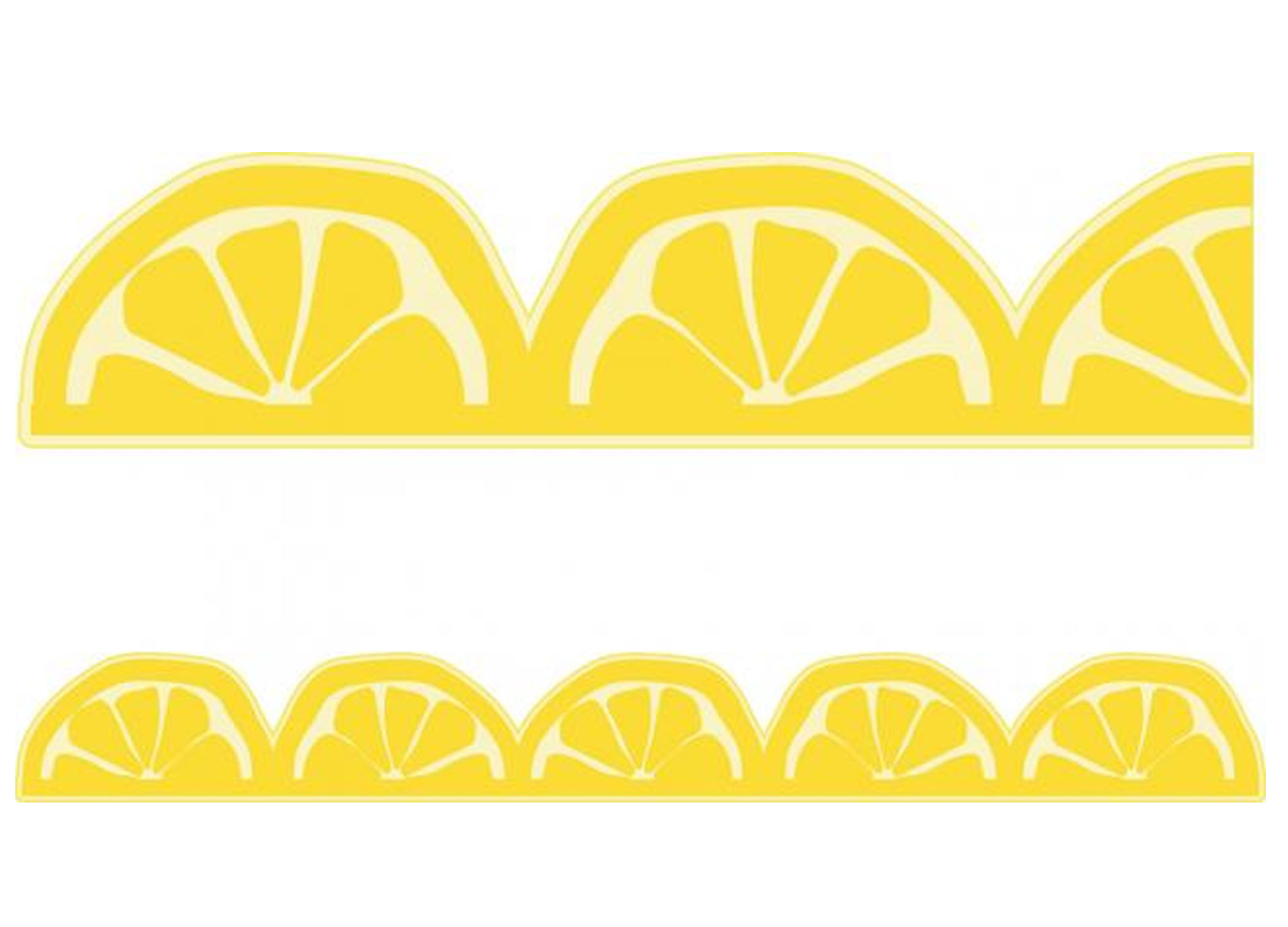 Lemon Border