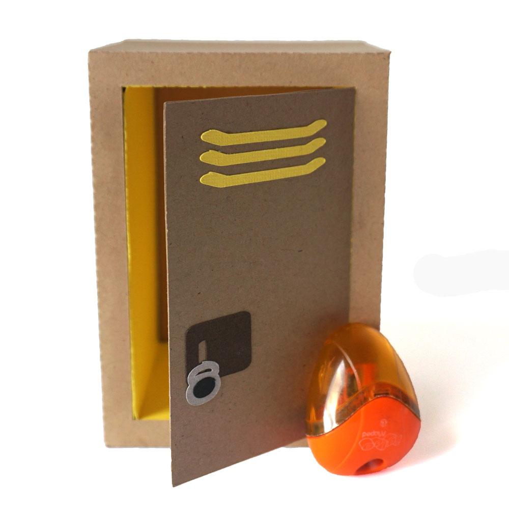 Locker Gift Box-Graduation Gift Box