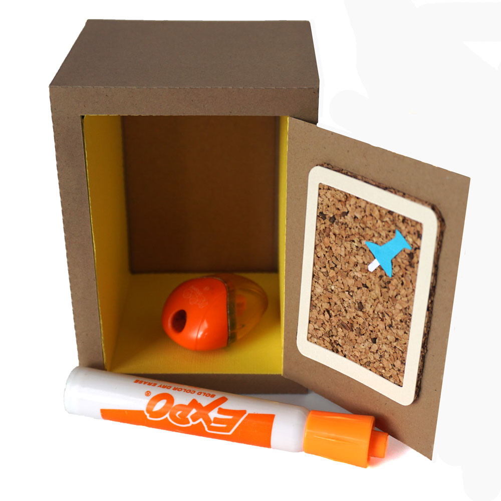 Locker Gift Box-Graduation Gift Box