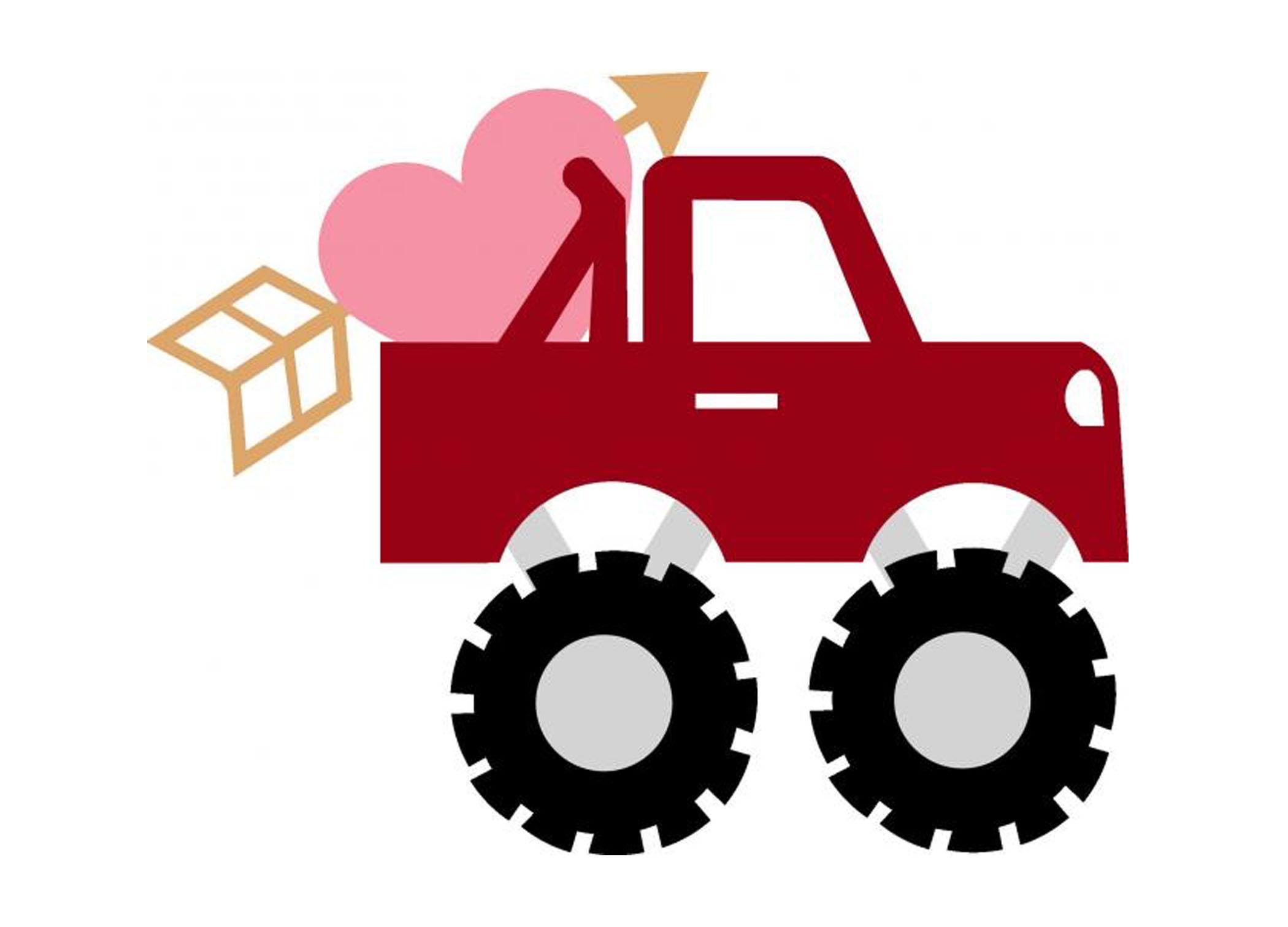 Love Monster Truck