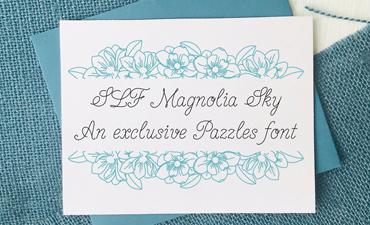 SLF Magnolia Sky