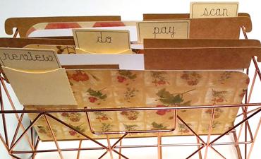 Mail Sorter Folders