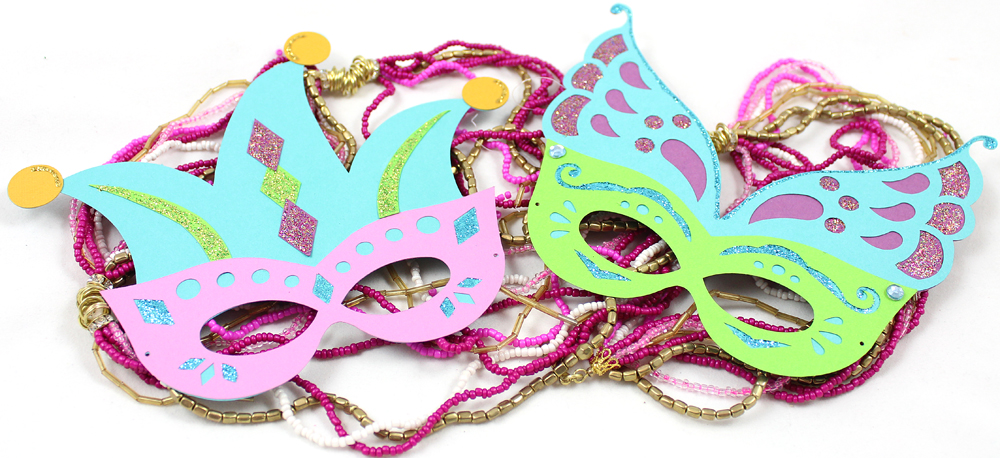 masquerade masks project pattern pazzles craft room