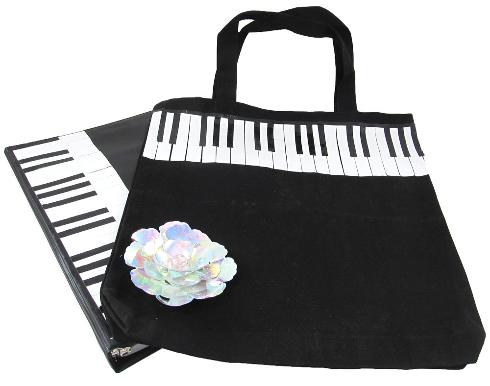 Music Book Bag and Binder - Pazzles Craft Room