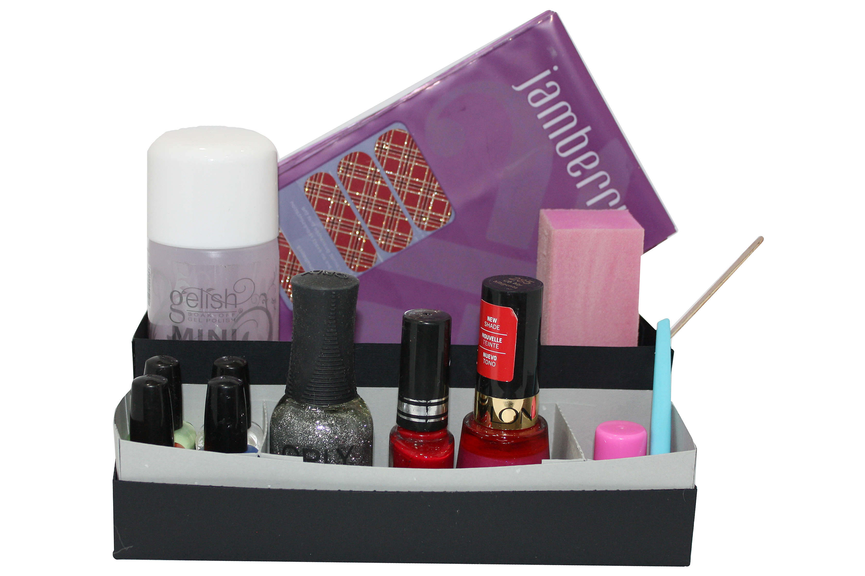 Desk Organizer Box
