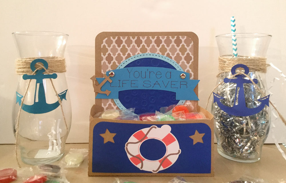 Nautical Theme Party Favors