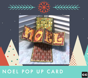 Making the Noel Twist and Pop