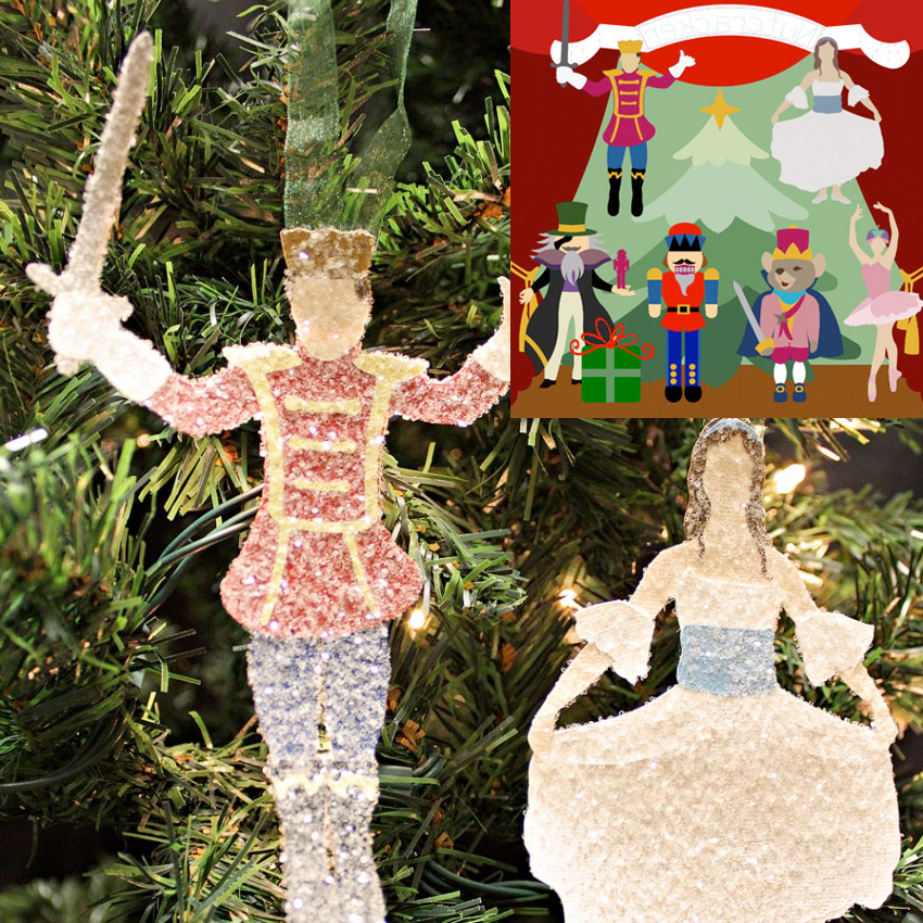 Nutcracker Ballet Collection
