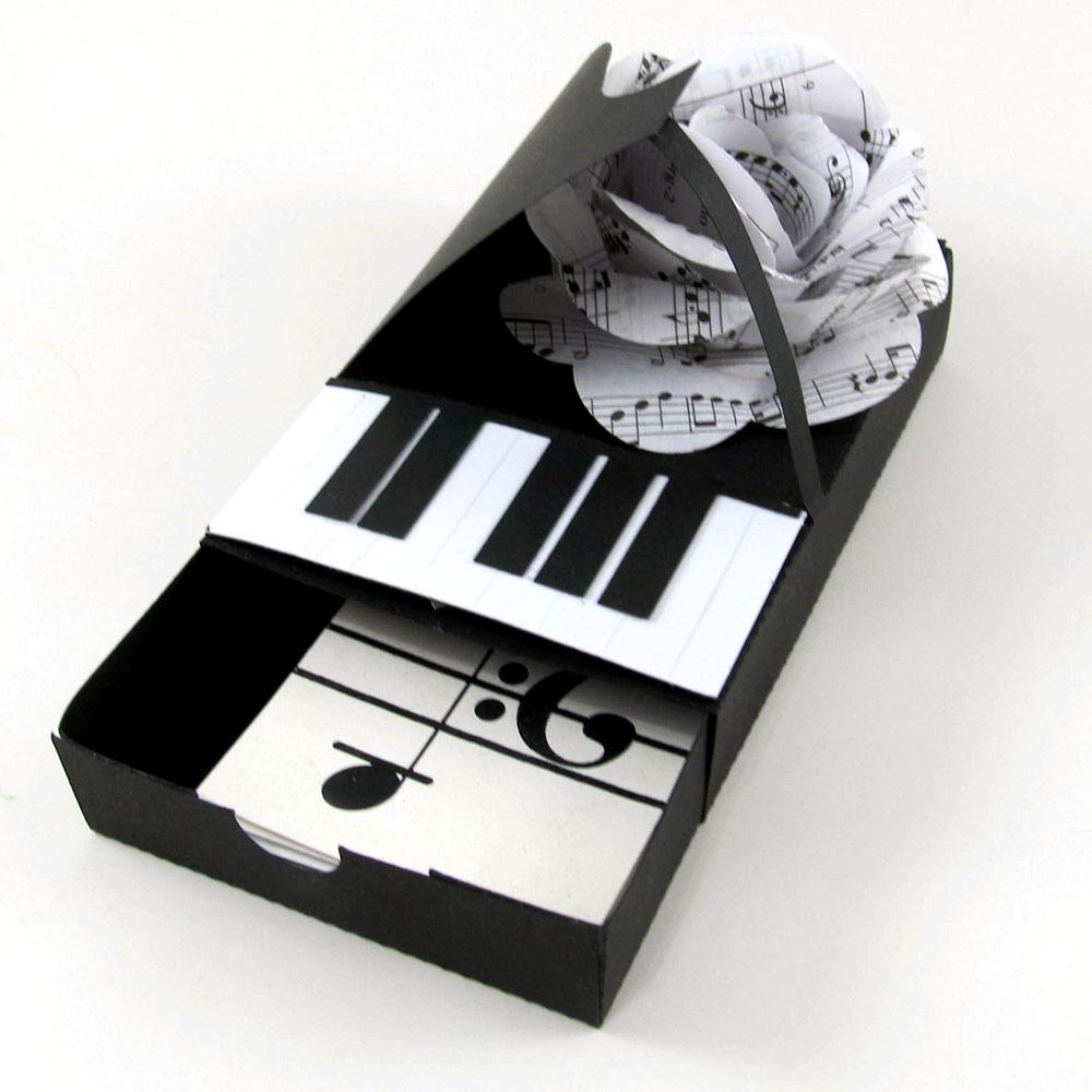 Piano Gift Box