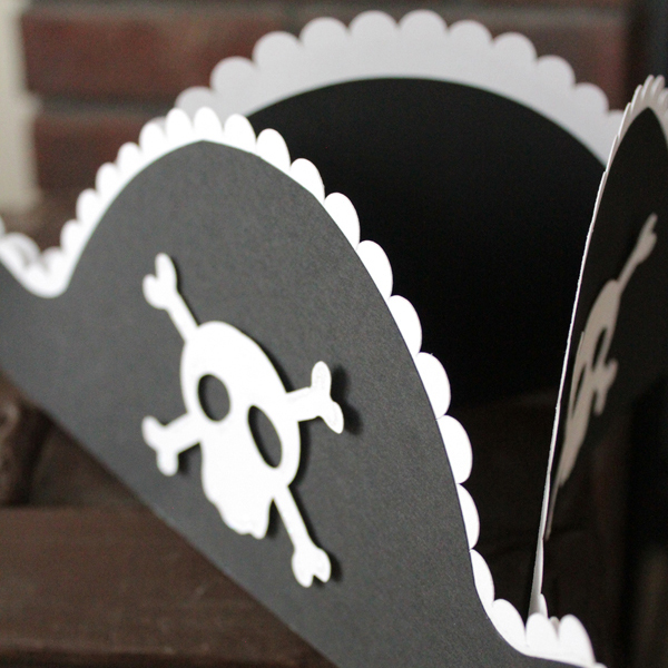 Pirate Party Hat