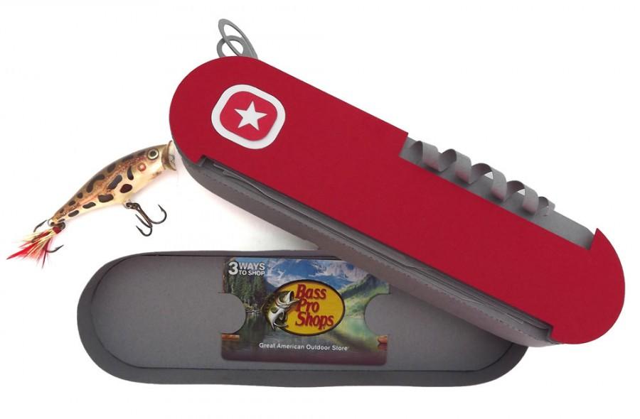Pocket Knife Box