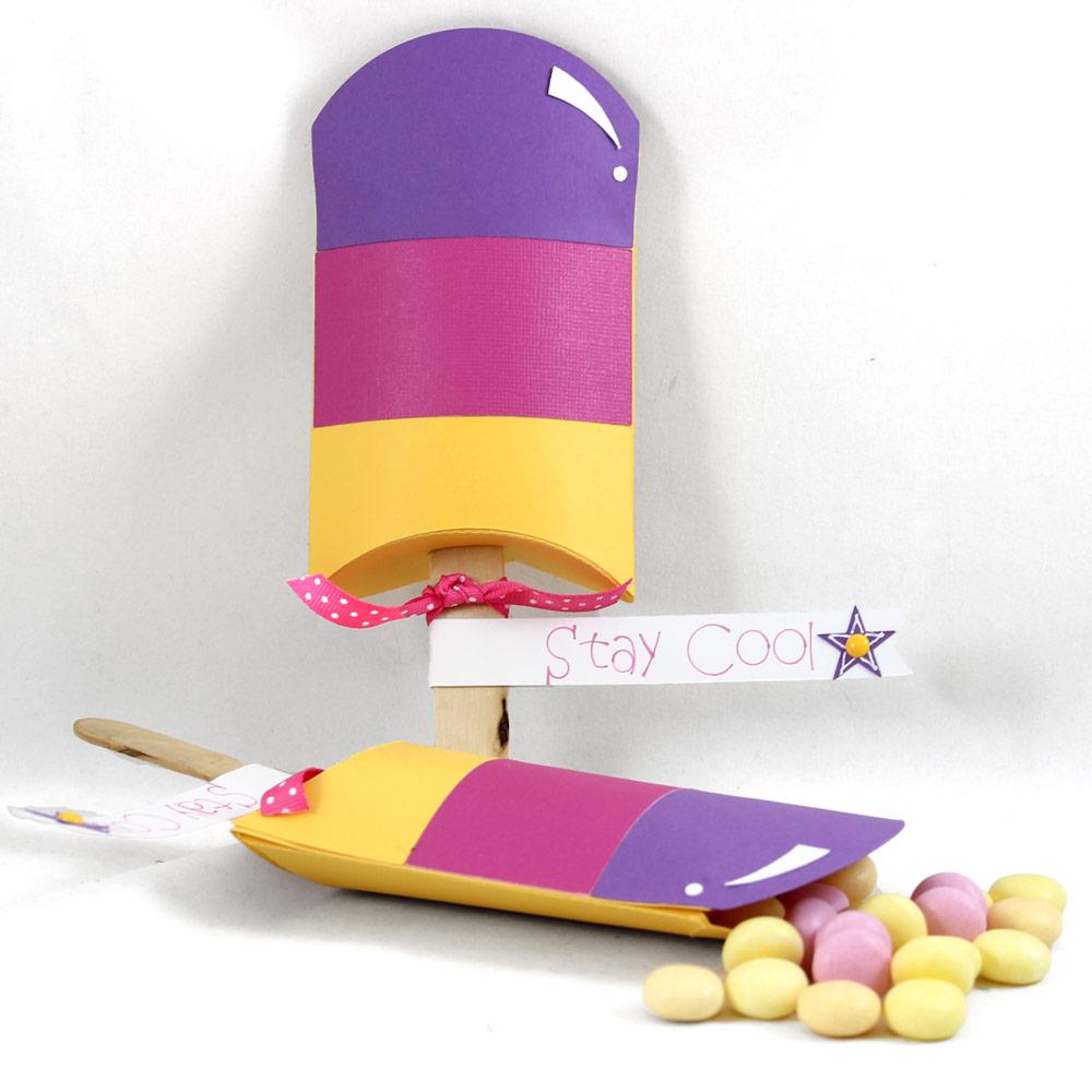 Popsicle Party Favor