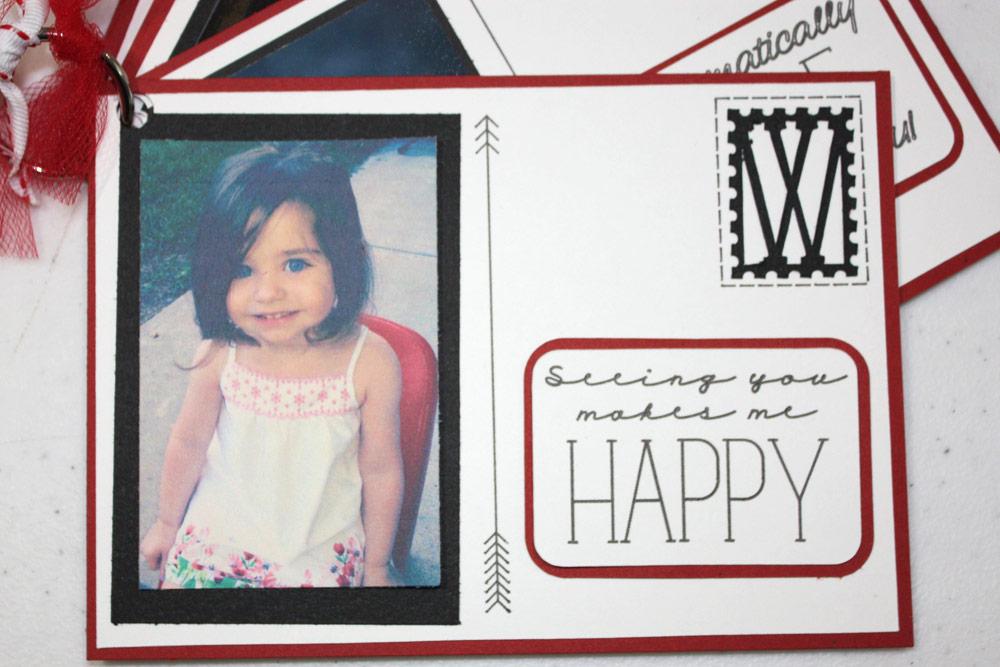Postcard Brag Book