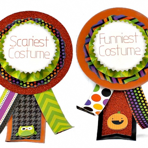 Halloween Costume Ribbons