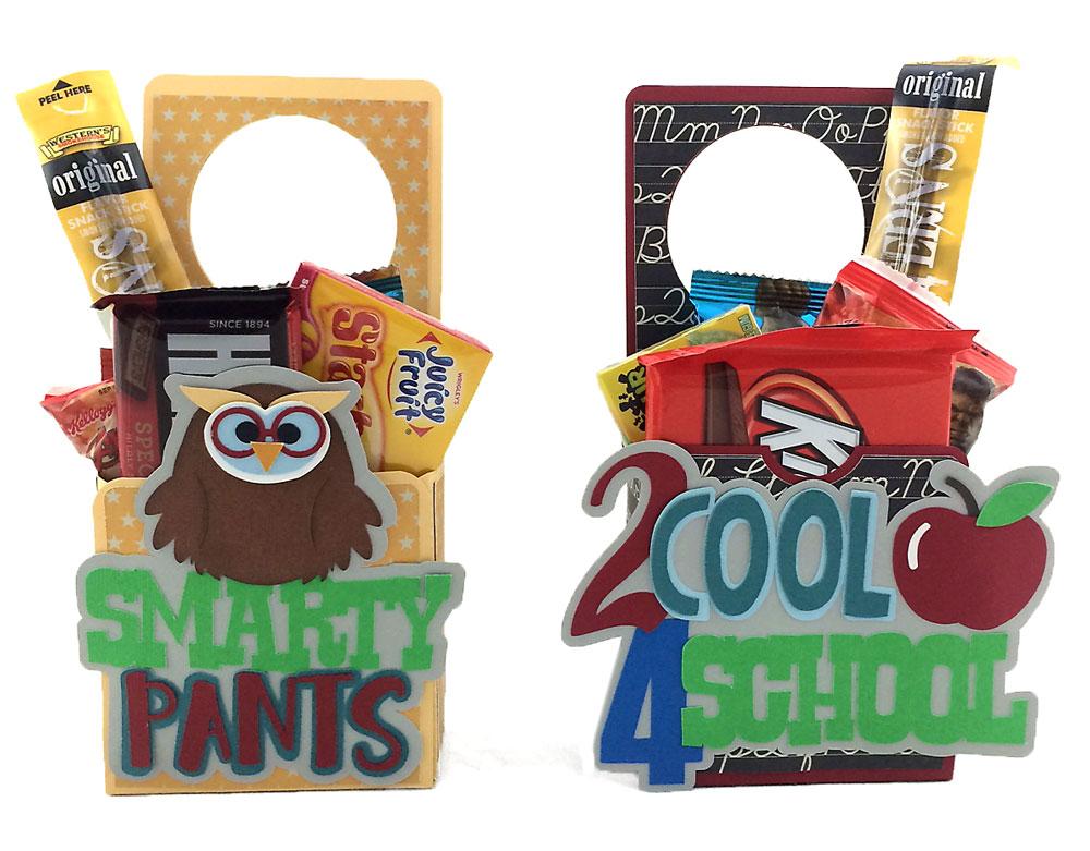 School Hanger Gift Boxes