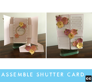 Shutter Card Assembly