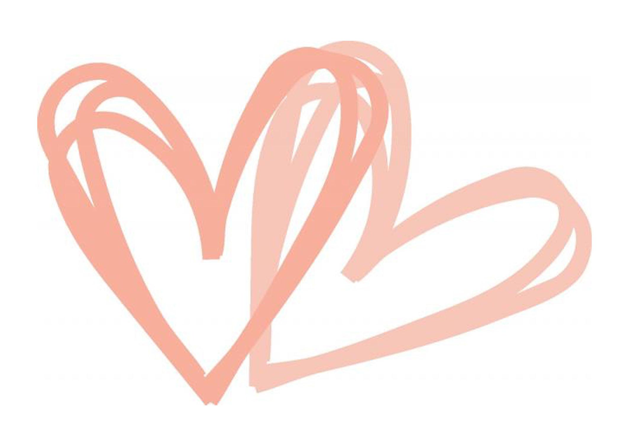Sketch Hearts