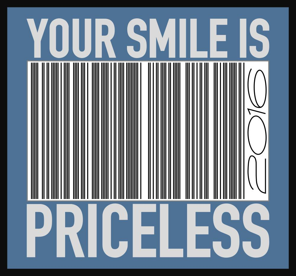 Smile Is Priceless Free Cut File