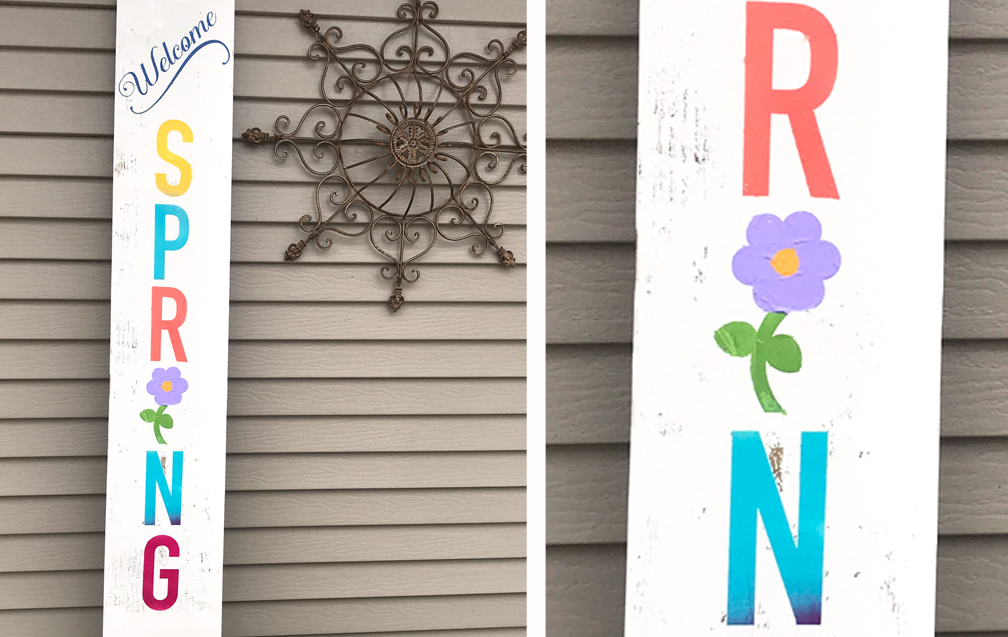 Porch Signs Collection