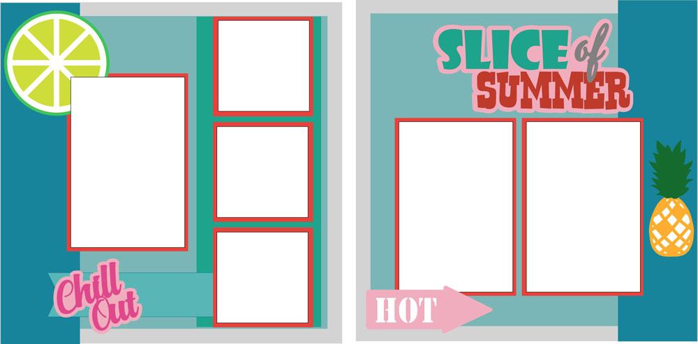 Sunny Days Layout Sketch File