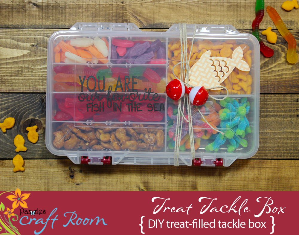 Download Treat Tackle Box Pazzles Craft Room