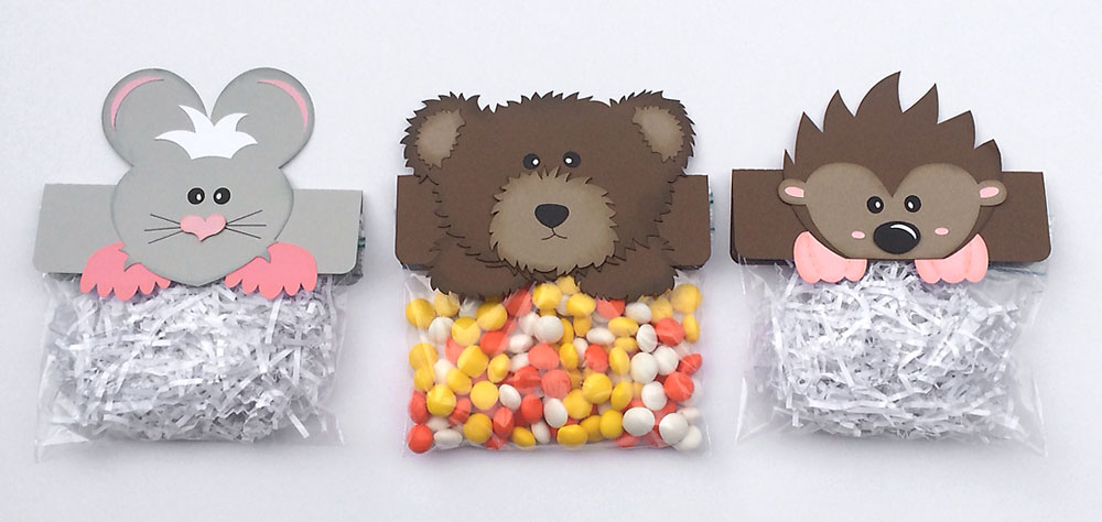 Animal Treat Toppers Cutting Collection