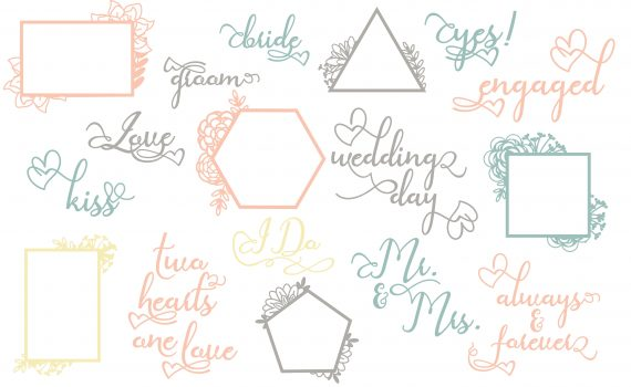 Pazzles DIY One Heart One Love 16 cuttable files in SVG, AI, and WPC. Instant SVG download compatible with all major electronic cutters including Pazzles Inspiration, Cricut, and Silhouette Cameo. Design by Amanda Vander Woude.
