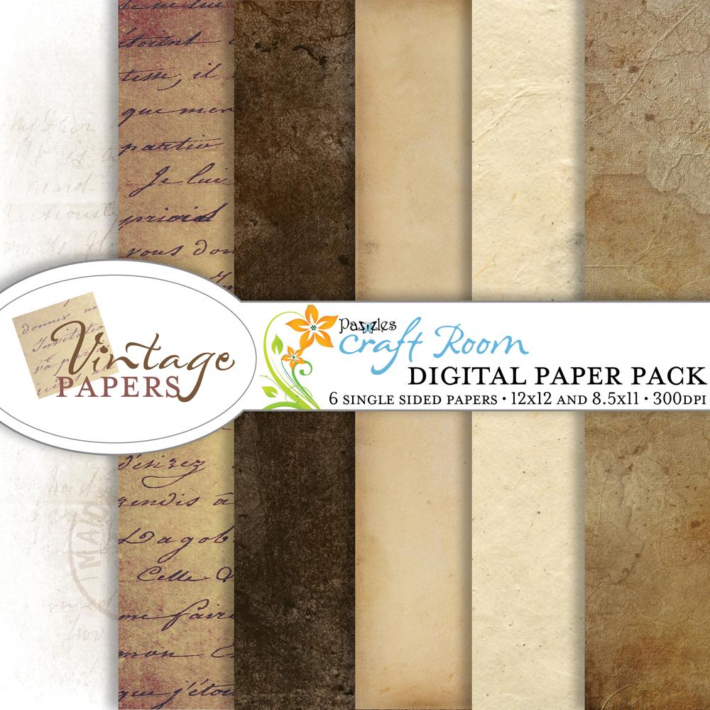 Vintage Papers