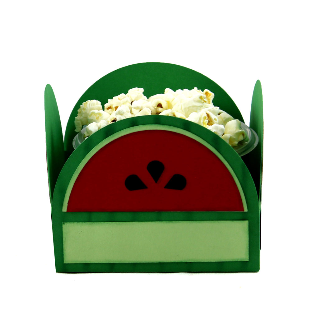 Watermelon Paper Picnic Set