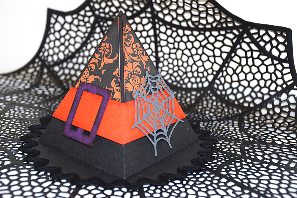Witch's Hat Box
