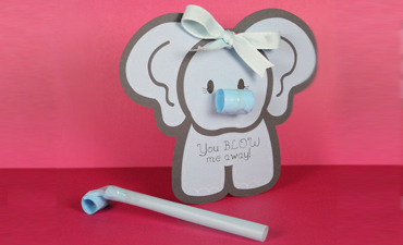 Elephant Party Blower